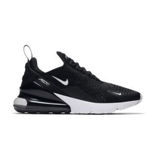 Nike Women's Air Max 270 in Black/White